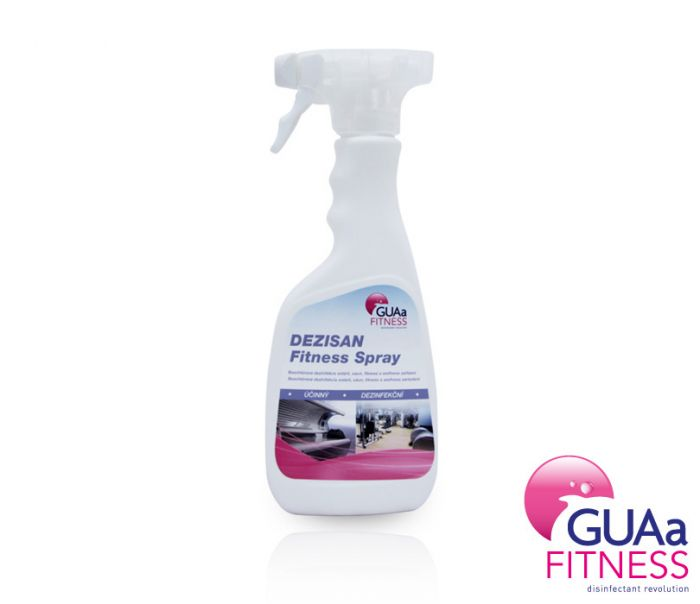 DEZISAN Fitness Spray 0.5 l